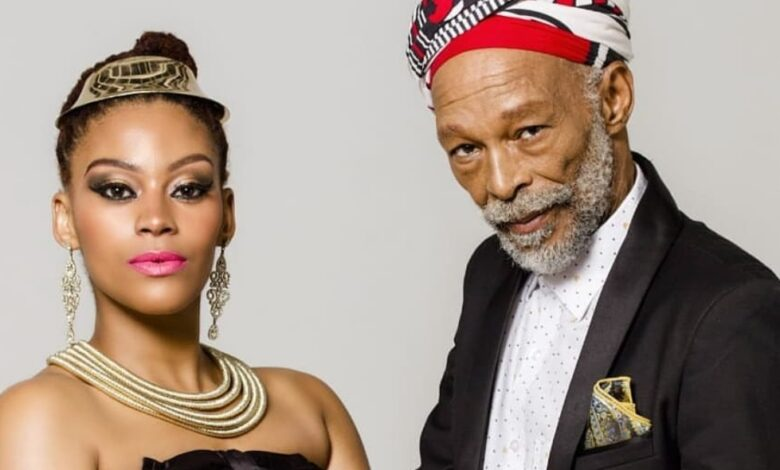 Watch! Letoya Makhene And Her Dad Making Music Together Will Warm Your Heart