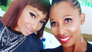 Photo of Enhle Mbali Celebrates Her Mother's 50th Birthday!