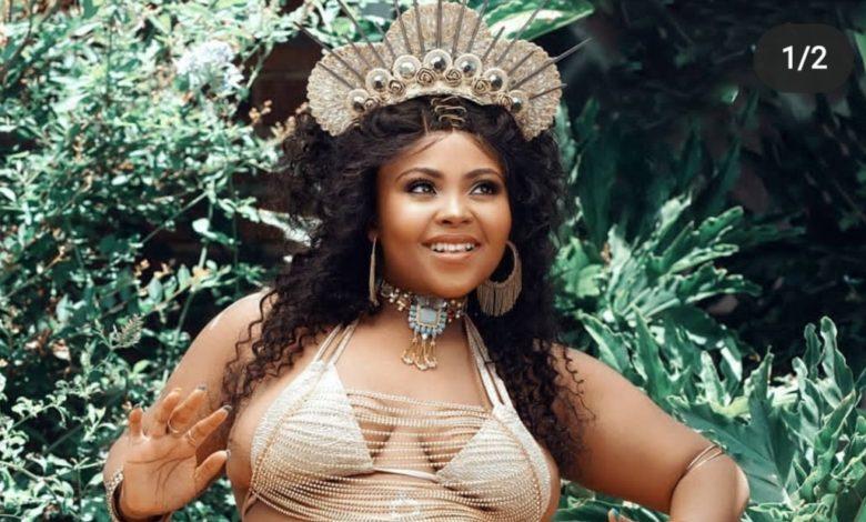 Pics! Rhythm City's Itu Bokaba Goes Sexy For Her Pregnancy Photoshoot