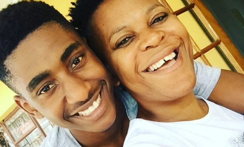 Watch! Zodwa Hilariously Introduces Her New Boyfriend To Her Son