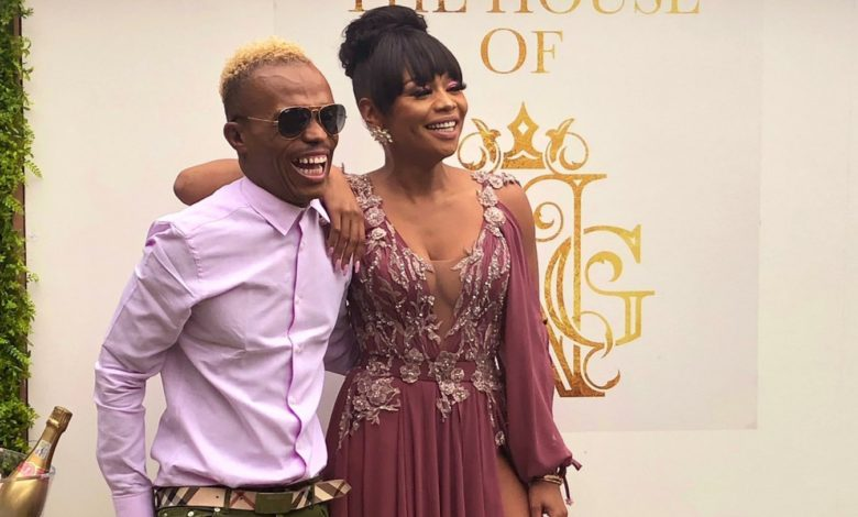 Watch! Somizi Impersonates Bonang In Candid TikTok Video