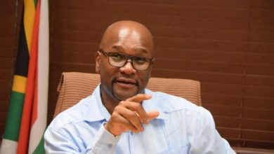 Photo of Black Twitter Shook By Minister Mthethwa's Clap Back At A Tweep