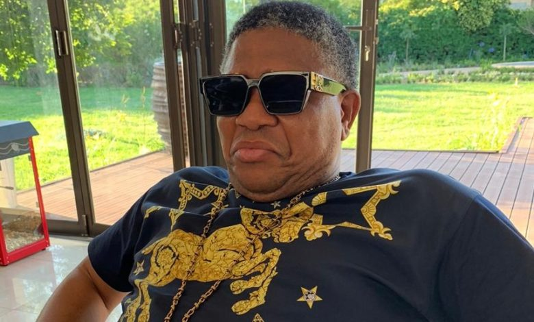Fikile Mbalula Reacts To His Painting By Rasta
