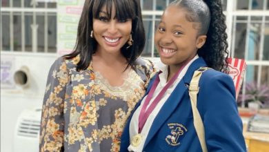 Photo of All Grown Up! Khanyi Mbau Gushes Over Her Daughter's Academic Achievements