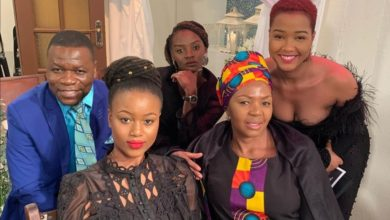 Photo of Muvhango Cast Go On Strike After 2 Months Of No Pay