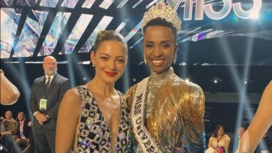 Photo of From Trevor To Oprah! Celebs Across The Universe React To Zozi Tunzi Being Crowned The New Miss Universe