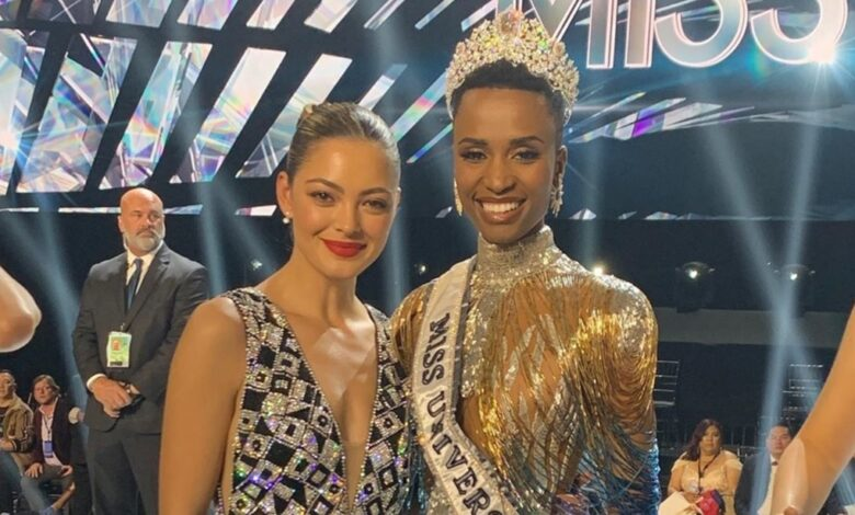 From Trevor To Oprah! Celebs Across The Universe React To Zozi Tunzi Being Crowned The New Miss Universe