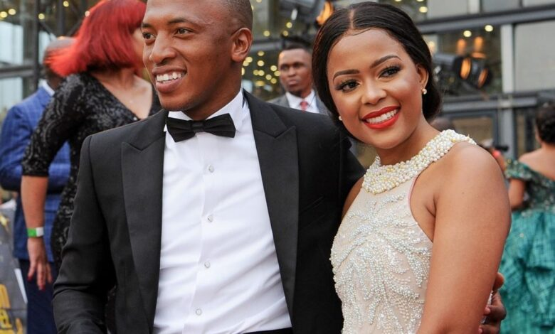 Dumi Mkokstad Sends His Wife A Sweet Birthday Shoutout!