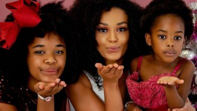Photo of SA Celebrity Cute Christmas Photoshoots 2019