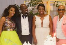 Photo of Must See Celebrity Photos And Moments From The #KFCWedding