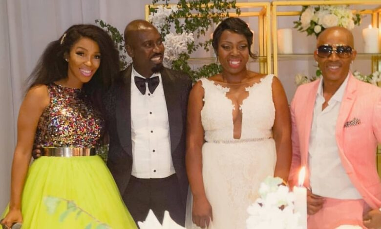 Must See Celebrity Photos And Moments From The #KFCWedding