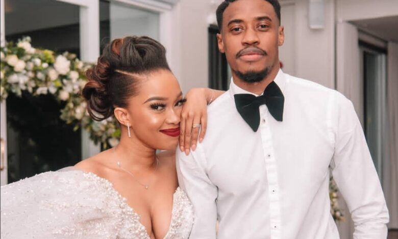 Dineo Langa Shares How Husband Solo Proposed During A Baecation In Mozambique