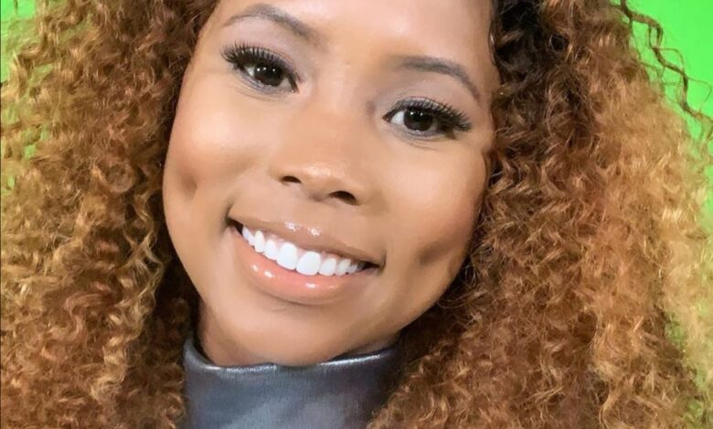 Denise Zimba Shares Sweet Photo Of Her Husband With Their Daughter