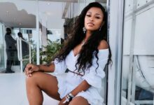Photo of DJ Zinhle Shows AKA Support As Breakup News Gets Louder