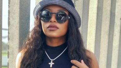 Photo of Newly Single Zinhle Flaunts Her Hot Mom Body On Vacation