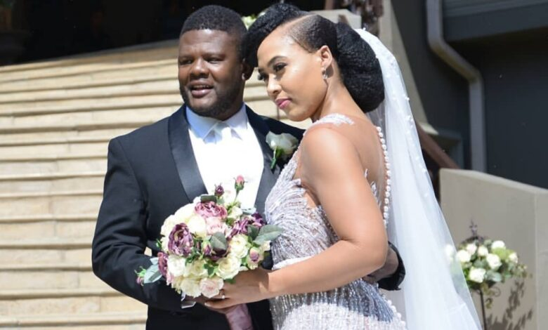 Must See Stunning Photos From Isidingo's Sechaba & Phindile's Wedding