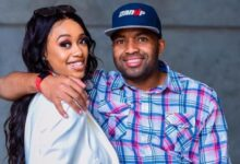 Photo of Itu Khune's Wife Speaks Out On Her Critics!