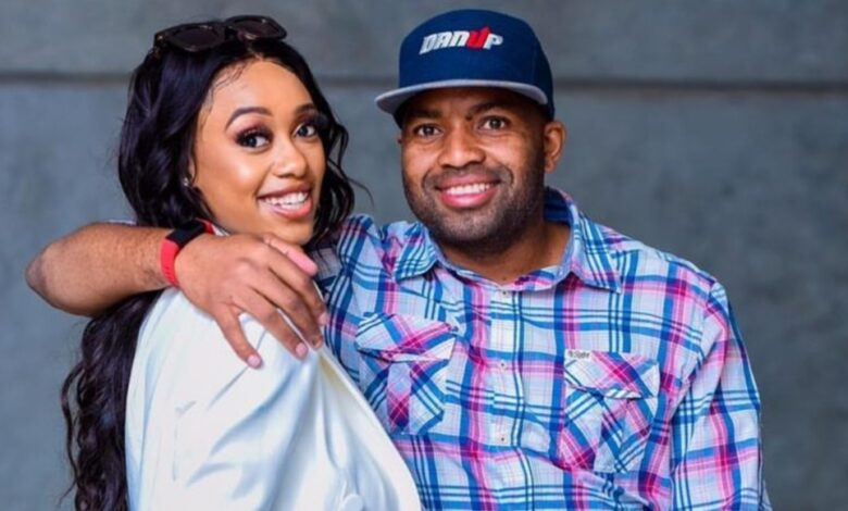 Itu Khune Sends Wifey Special Message On Her Graduation