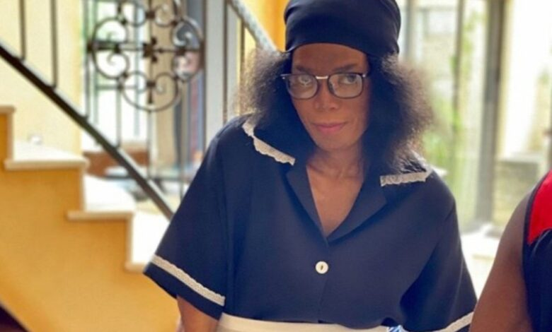 ICYMI! Connie Ferguson 'Black Face' Photo Offends Black Twitter