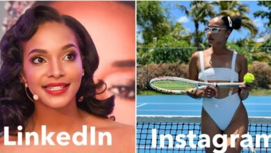 Photo of SA Celebs Share How They'd Present Themselves On Different Social Media Platforms