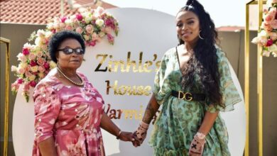 DJ Zinhle Publicly Honors Her Mother With A Sweet Birthday Message