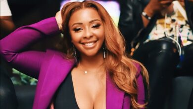 Photo of Watch! Boity Hilariously Listens To A DM From A Fan!
