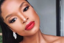 Photo of Ayanda Thabethe On How She Gets Along With All Her Exes