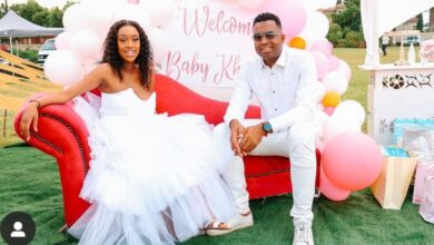 Photo of Photo! Itu Khune Welcomes His First Child!
