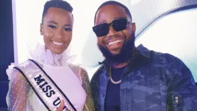 Photo of Watch! Zozi Tunzi Blushes After Being Asked About Cassper's Crush On Her