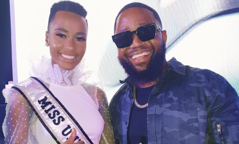 Watch! Zozi Tunzi Blushes After Being Asked About Cassper's Crush On Her