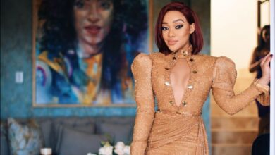 Photo of B*tch Stole My Look! Thando Thabethe Vs Thuli P: Who Wore It Better?