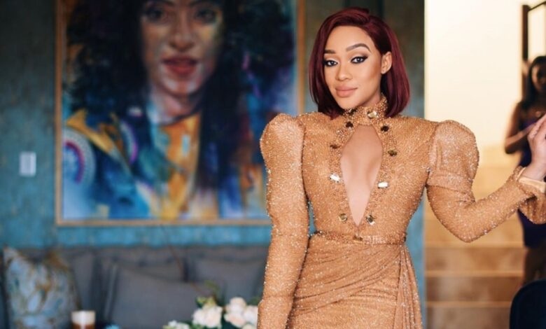 B*tch Stole My Look! Thando Thabethe Vs Thuli P: Who Wore It Better?