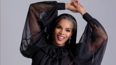 Photo of Pics! Connie Ferguson's Luxury Car She Drives Around In