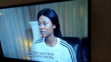 Photo of In Memes! Black Twitter Reacts To Outspoken #DateMyFamily Bachelorette Mbali!
