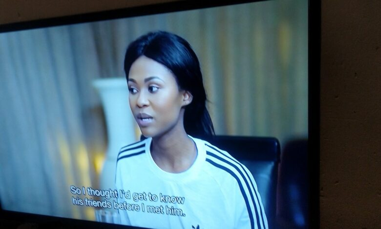 Black Twitter Reacts To Outspoken #DateMyFamily Bachelorette Mbali!