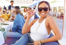 Photo of Bonang Responds To Tweep Who Wants Her And Zinhle To Reconcile