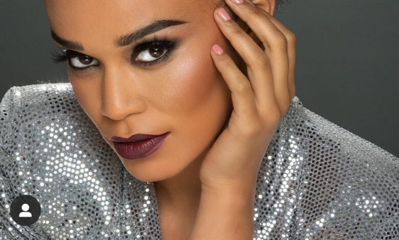 Pearl Thusi Makes History As The First SA Celeb To Partner With Mac Cosmetics!