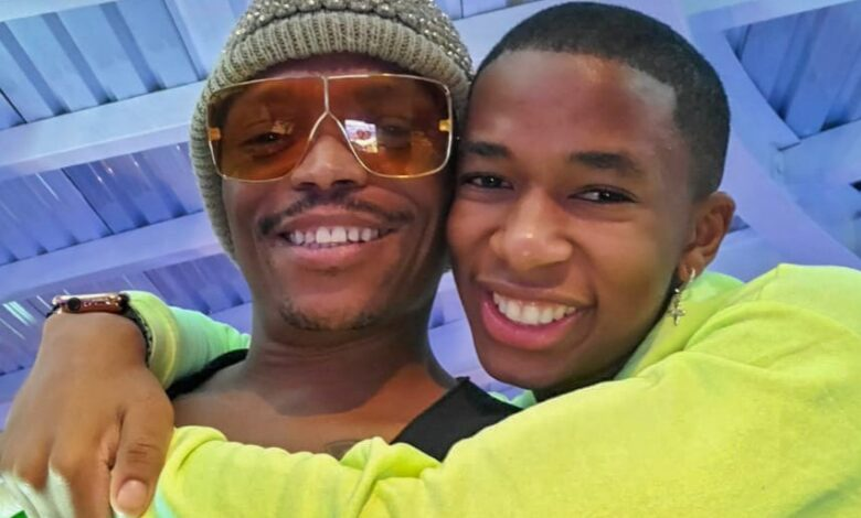Lasizwe On How His Fallout With Somizi Affected Him!