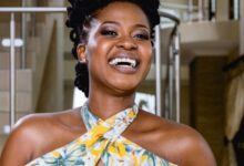Photo of Fans Speculate On Whether Zenande Mfenyana Is Pregnant