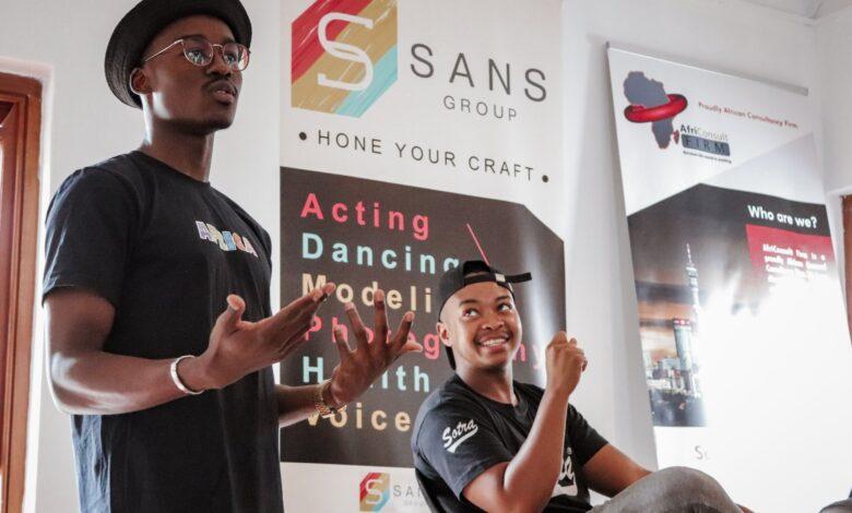 Junior Singo Shows Hungani Ndlovu Some Love!