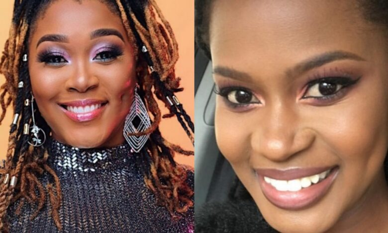 Zenande Mfenyana Shows Lady Zamar Support Over Sjava Rape Claim