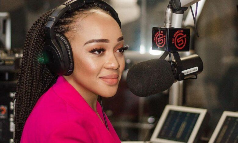 Thando Thabethe Reveals The Real Reason She Quit 5FM