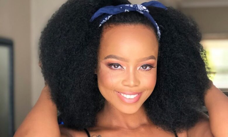 Ntando Duma Shares 10 Things You Might Find Surprising About Her