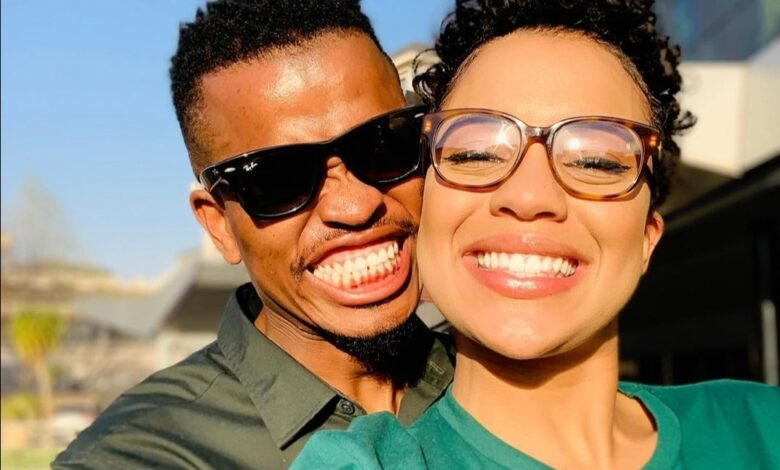 Watch! Mpho Pops And His Girlfriend Win The #FlipTheSwitchChallenge