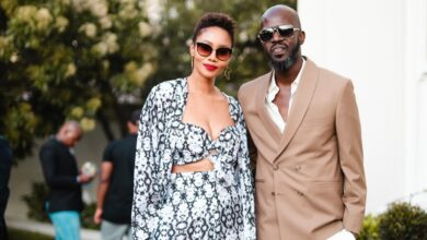 Photo of Pics! SA Celebs Show Up In Style For Black Coffee's Birthday Luncheon