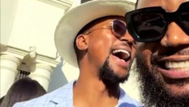 Photo of Watch! Cassper Teases Maps Maponyane Over Nomzamo's 'Shake The Can' Threat
