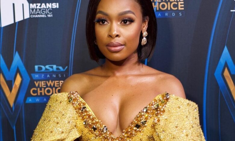 The Best Dressed Celebs At The DSTVMVCAs