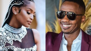 Photo of Andile Ncube's Sneaky Compliment To Ex Wife Ayanda Thabethe