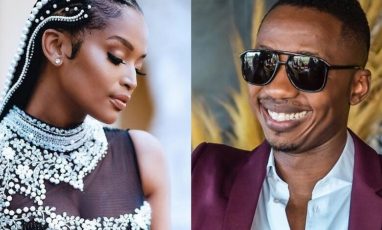 Andile Ncube's Sneaky Compliment To Ex Wife Ayanda Thabethe