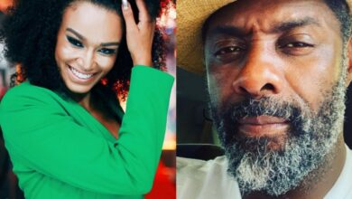 Photo of Pearl Thusi's Eyeing Idris Elba For Next Project?